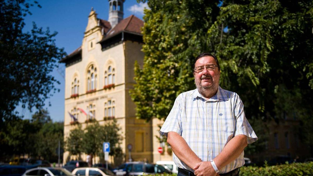 """Somlyódy Csaba-""""Feléleszteném a körzeti megbízotti rendszert"""""""