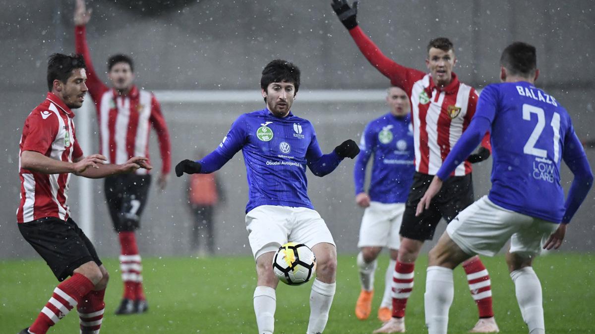 A második helyen álló MOL Fehérvár FC nyert, a harmadik Mezőkövesd viszont kikapott idegenben