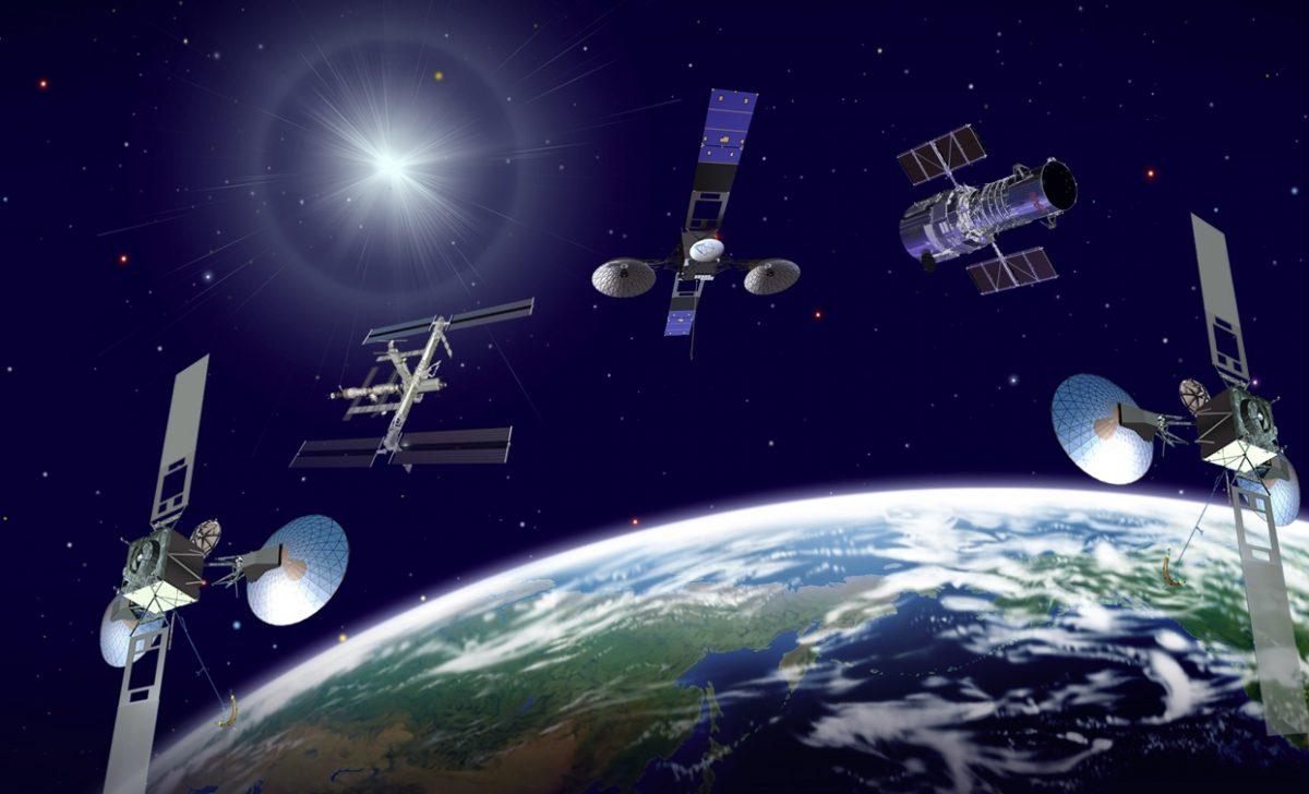 Műholdak a fejünk felett