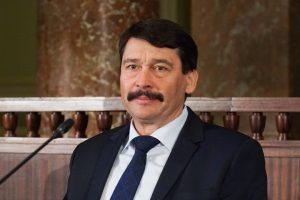 Alkotmany konferencia Magyar Tudomanyos Akademia Ader Janos KL