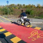Átadták a Tata és Agostyán közötti kerékpárutat