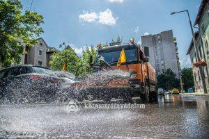 Katasztrófavédelmi Főigazgatóság – Szerda éjfélig újabb hőséghullám