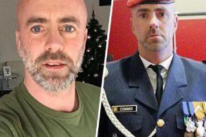 Belgiumban megtalálták az öt hete keresett, katona holttestét